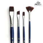(Phoenix Artist Brushes (Watercolor - Acrylic